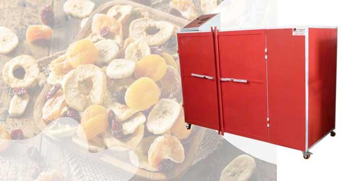 خرید دستگاه میوه خشک کن مینی کابین